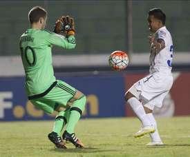 Olimpia consigue una gran victoria en la Liga Concacaf. EFE
