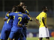 El grupo D acabó con Malí en el primer lugar con siete puntos, Ecuador segundo con seis y Bélgica tercero con cuatro, por lo que deberá esperar para saber si accede a la siguiente fase como uno de los mejores terceros. EFE/Archivo