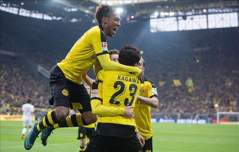 Borussia Dortmund Paderborn Preview Aubameyang Out To Spoil