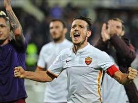 Florenzi aurait une offre de l'Inter sur sa table. EFE