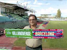 Luis Enrique's side travel to the Segunda B outfit in the last-32. EFE