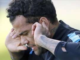 The Barcelona full-back accused certain sectors of the country of being overly judgmental. EFE