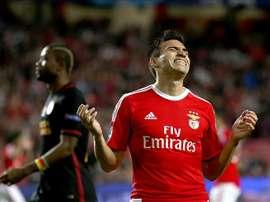 Nico Gaitán rechazó la propuesta de Manchester United y Al Ahli para cambiar de aires. Twitter