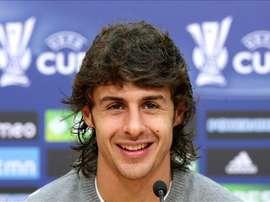 El jugador argentino podría volver a vestirse de corto. EFE