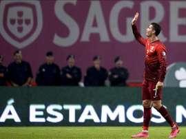 Cristiano podría apostar por acudir a la cita olímpica con Portugal. EFE/Archivo