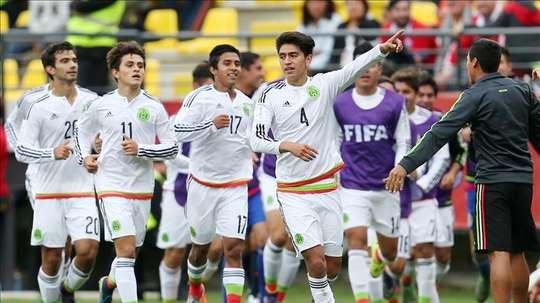 El cuadro mexicano golpeó con contundencia a Canadá. EFE