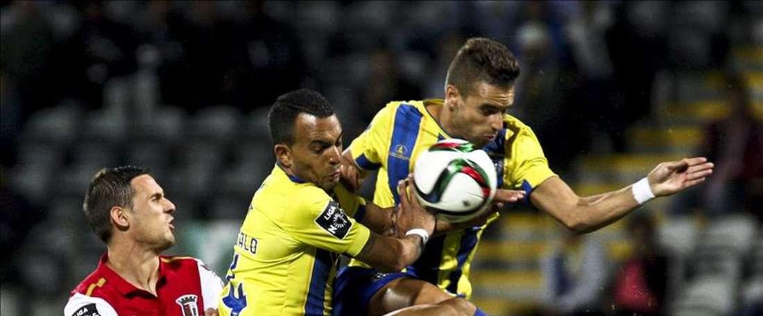 Diego Galo, nuevo jugador del Moreirense. EFE/Archivo