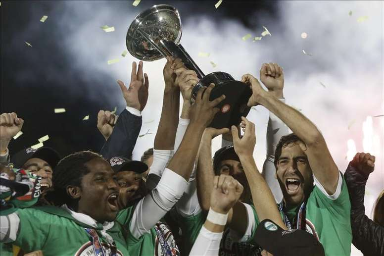 Cuatro euipos son los candidatos a alzar el título de la NASL Primavera 2016. EFE