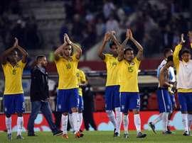 Tite ha ofrecido la lista de jugadores para la próxima convocatoria de Brasil. AFP
