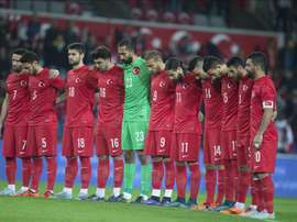Turquía empató a dos ante Túnez. EFE/Archivo