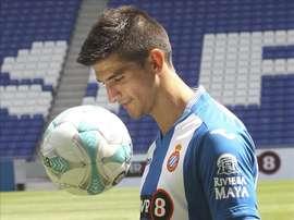 La presencia de la cantera sigue haciéndose notar en el Espanyol. EFE