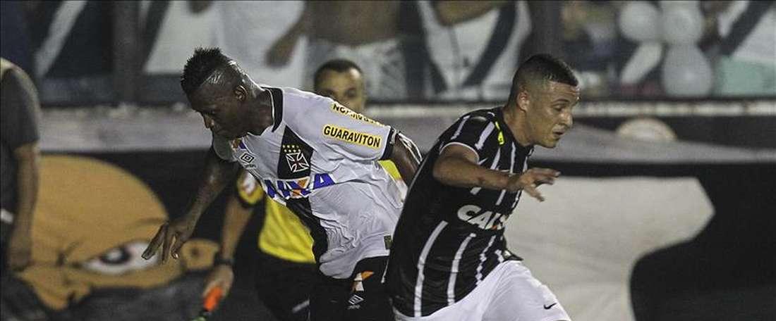 Rafael Marques se compromete con el Vasco de Gama. EFE