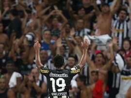 Botafogo podría contar con un nuevo refuerzo para el centro del campo. EFE