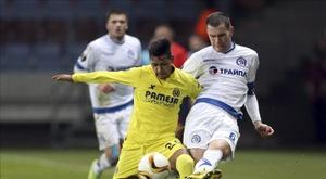 El Dinamo Minsk y el Gorodeya vencieron en Bielorrusia. EFE