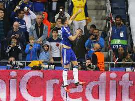 The Blues dominated the clash in Israel with Willian, Oscar and Zouma all on the score sheet . EFE