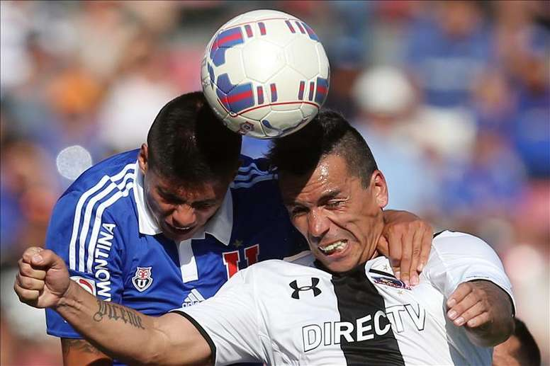 Así fue la jornada en el campeonato chileno. EFE/Archivo