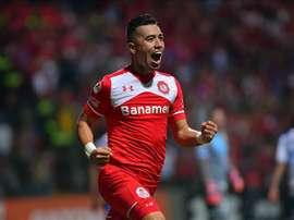 Uribe anotó cuatro tantos