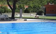 Vista de una piscina municipal en Madrid. EFE/Archivo