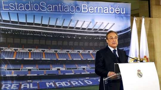 El Madrid llega a un acuerdo con 'Legends'. EFE