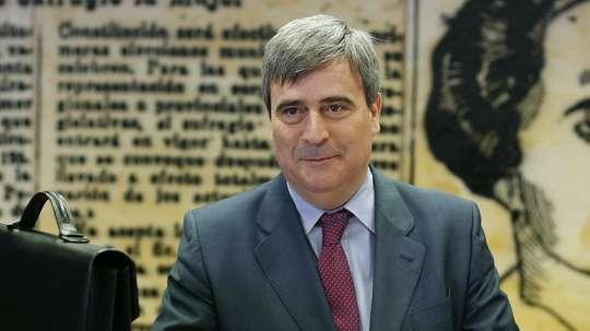 El presidente del Consejo Superior de Deportes (CSD), Miguel Cardenal. EFE/Archivo