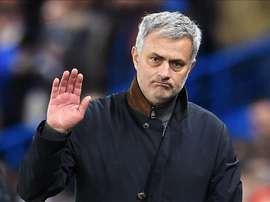 Mourinho não tem papas na língua. EFE