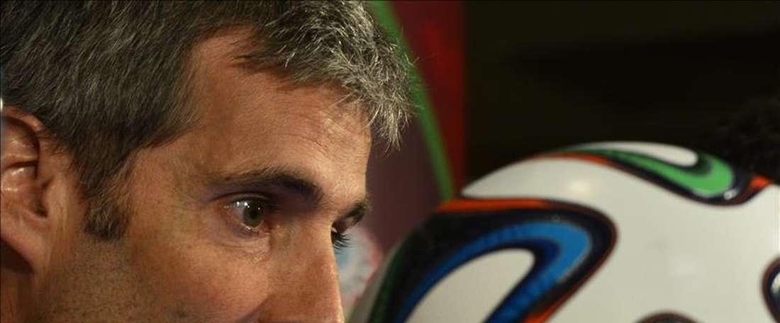 El entrenador del Auckland City FC, Ramon Tribulietx. EFE/Archivo