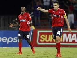 Independiente de Medellín, aún más líder. EFE