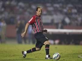 Rogério Ceni entrenará al Fortaleza en 2018. EFE