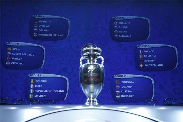 La Eurocopa modificará las vacaciones de muchos europeos este verano. EFE/Archivo