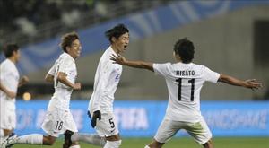 Victoria del Sanfrecce Hiroshima y empate del Cerezo Osaka. EFE