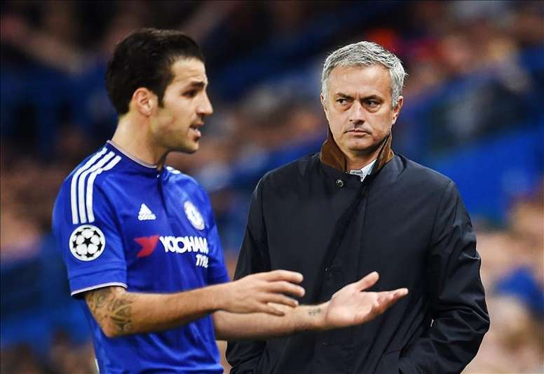 Cesc explained why he went to Chelsea. EFE