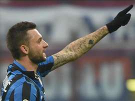 Marcelo Brozovic looks like he will leave Inter. EFE