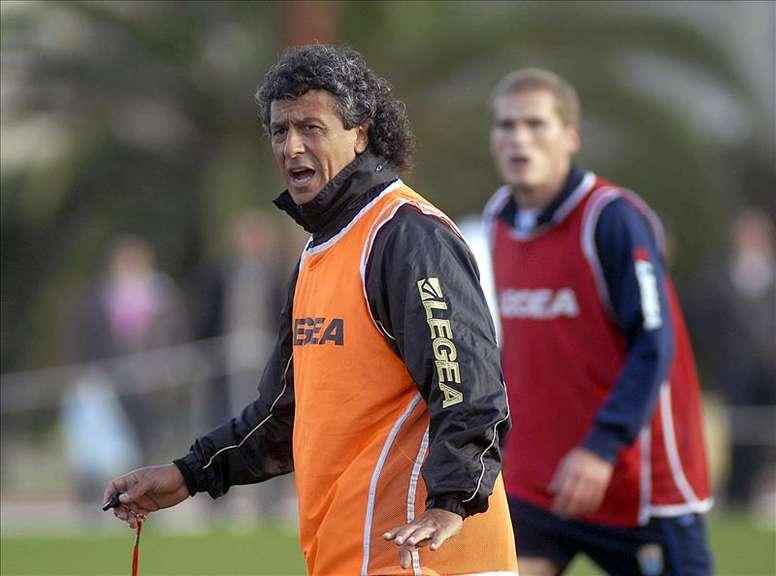 Gorosito se mostró reacio ante las nuevas modas ligadas al fútbol. EFE