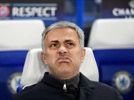 Jorge Mendes, agente de José Mourinho, no tiene oferta alguna del Manchester United. EFE/Archivo