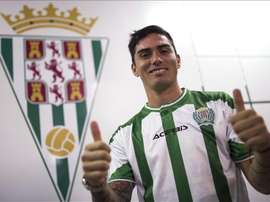 El jugador cedido por el Córdoba, regresa a España. EFE/Archivo