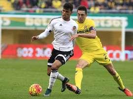Barbosa est passé par Valence et le Benfica, avant de rejoindre le Sporting Braga. EFE