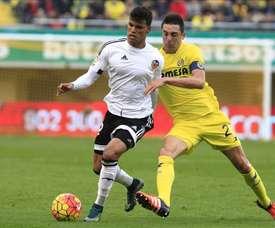 Danilo pasó por el Valencia y el Benfica, antes de recalar en el Sporting de Braga. EFE/Archicho
