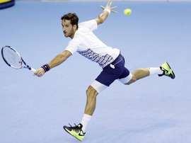 El tenista Feliciano López. EFE/Archivo