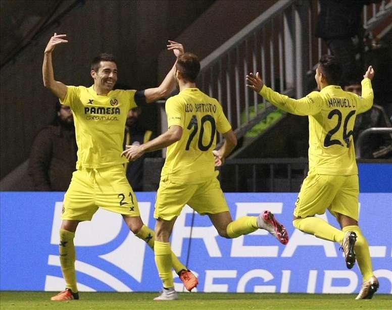 El Villarreal quiere prorrogar su estado de gracia ante un Nápoles ... d1d19a2dda574