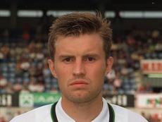 En la imagen, el jugador Serguei Shustikov. EFE/Archivo