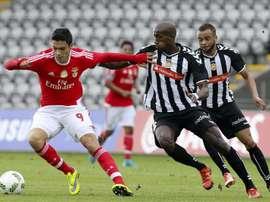 El Nacional de Madeira se hace con un atacante brasileño. EFE