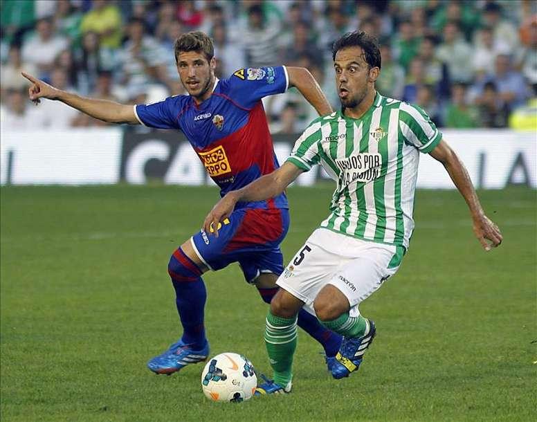 Javier Matilla habló de los momentos difíciles de su carrera. EFE