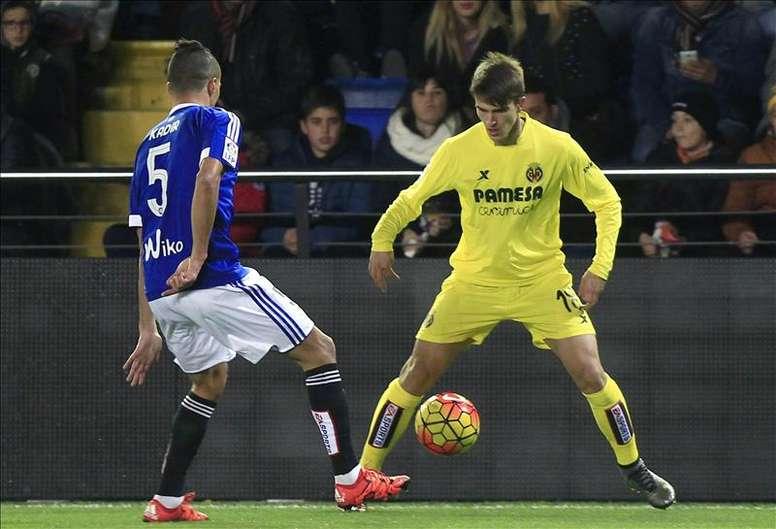 Denis Suárez cumplirá su sueño de jugar con el Barça. EFE
