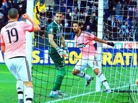 El Torino busca portero. EFE