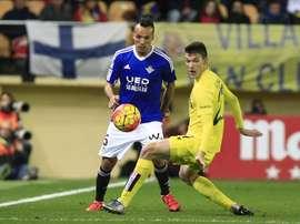 Kadir no continuará en el Real Betis tras rescindir su contrato. EFE