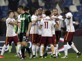 La Roma quiere llevarse otros tres puntos más. EFE