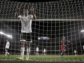 Alemany confirma el acuerdo con Sao Paulo por Santos y la posible salida de Alves. EFE
