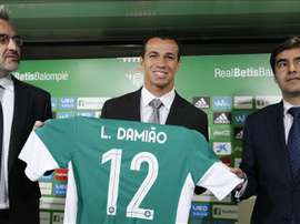 Leandro Damiao criticó al Betis desde Brasil. EFE