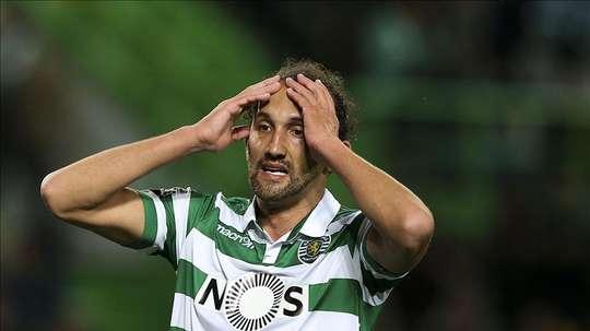 O jogador Hernán Barcos poderia entrar no elenco do Atlético Nacional. EFE