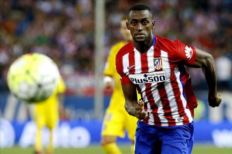Jackson Martínz explicó por qué no triunfó en el Atlético de Madrid. EFE